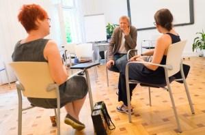 Fachspezifikum an der Lehranstalt für systemische Familientherapie Wien