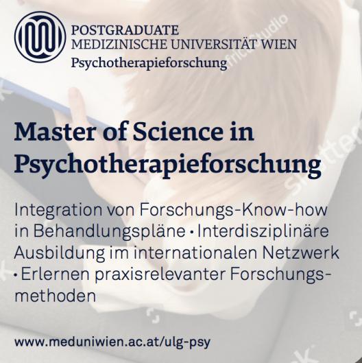 Logo Postgraduate Med Uni Pth forsch