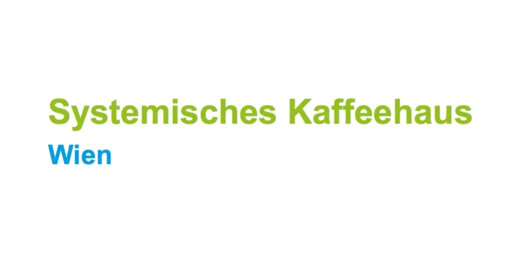 Logo der Fortbildungsveranstaltung Systemisches Kaffeehaus Wien