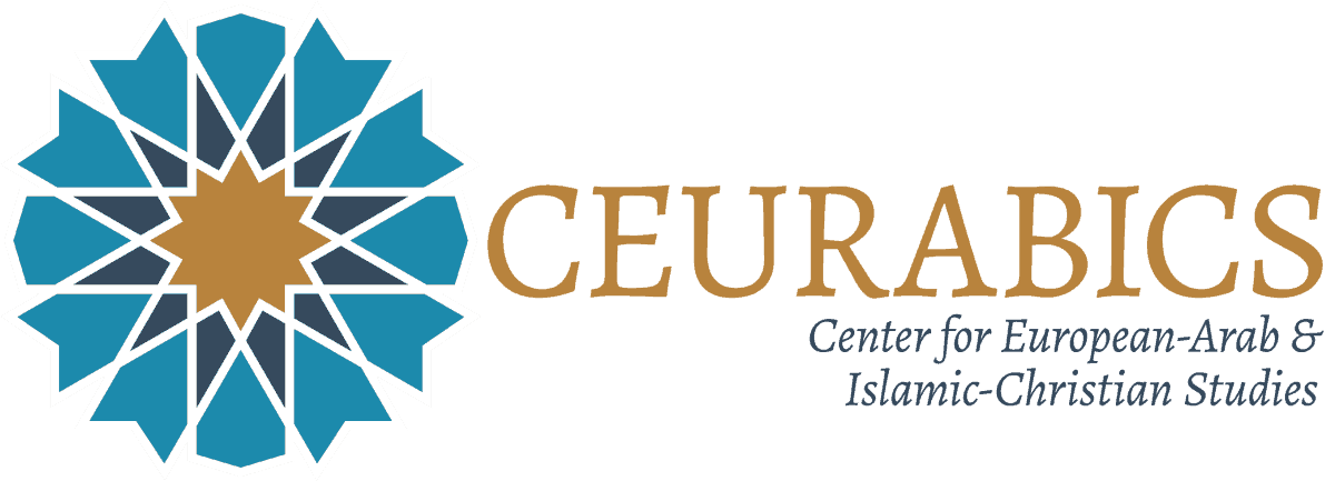 Das Logo des Vereins CEURABICS Center for European-Arab and Islamic-Christian Studies
