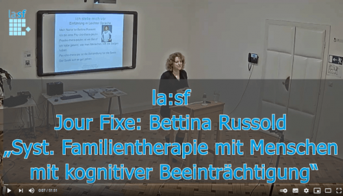 JF mit Bettina Russold